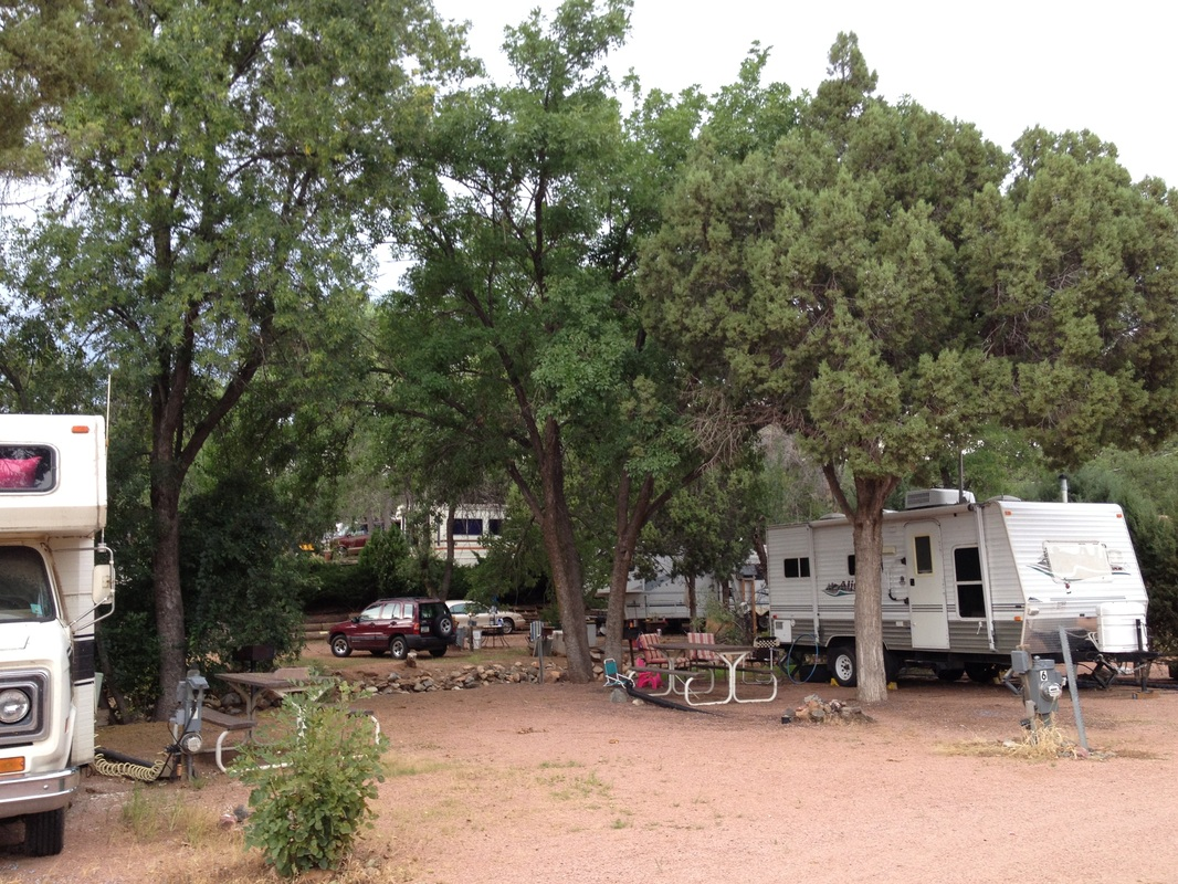 OXBOW ESTATES RV PARK - Oxbow Estates RV Park